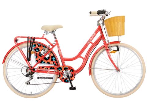 Дамски велосипед Polar Grazia Leopard