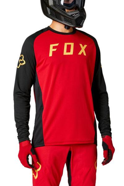 блуза fox defend chili