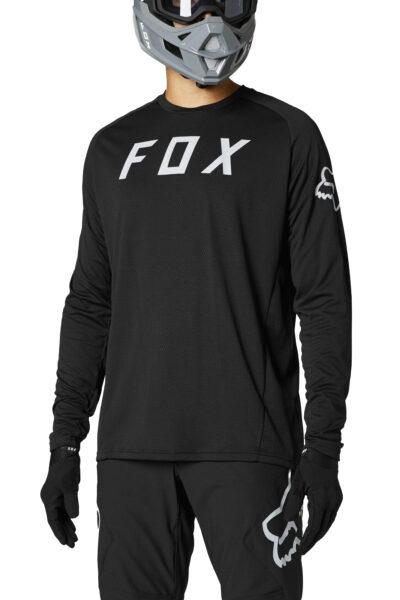 блуза с дълъг ръкав fox