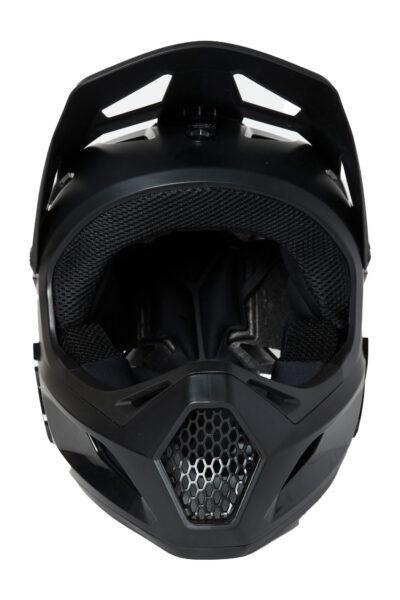 fox rampge helmet black
