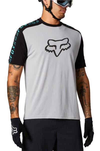 тениска fox ranger gray
