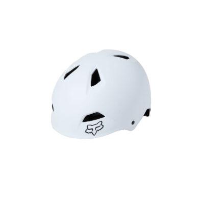 каска fox sport helmet white