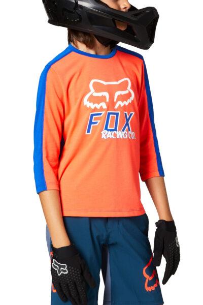 3/4 блуза fox за юноши
