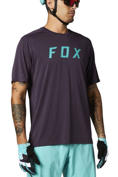 тениска fox ranger dark purple
