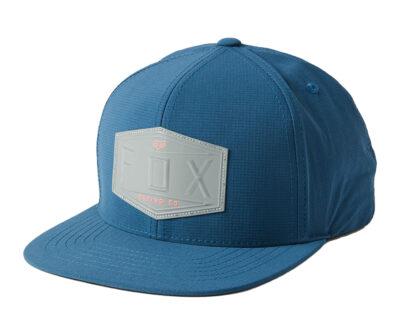 шапка fox emblem snapback