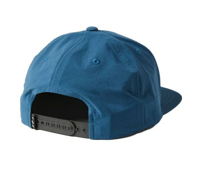 шапка fox emblem snapback blue