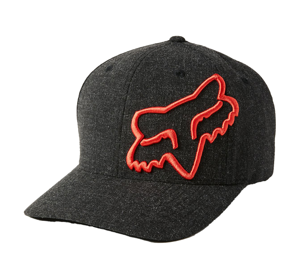 шапка fox clouded flexfit 2.0