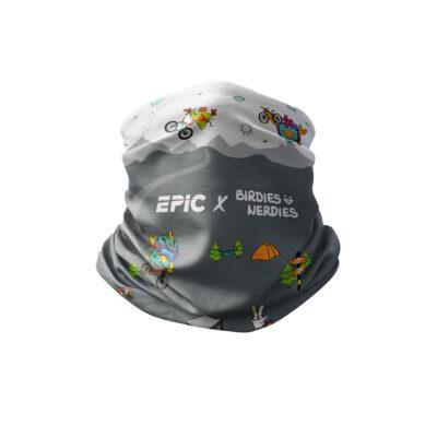 Бандана, шал, шапка EPIC x BIRDIES NERDIES