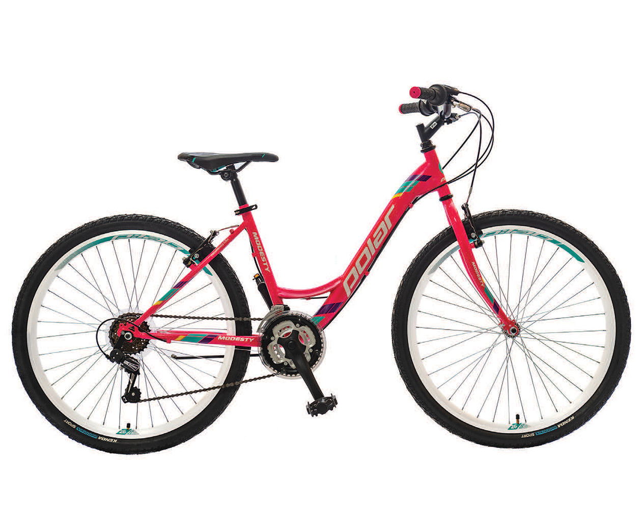 велосипед за момичета polar modedsty 26 розов