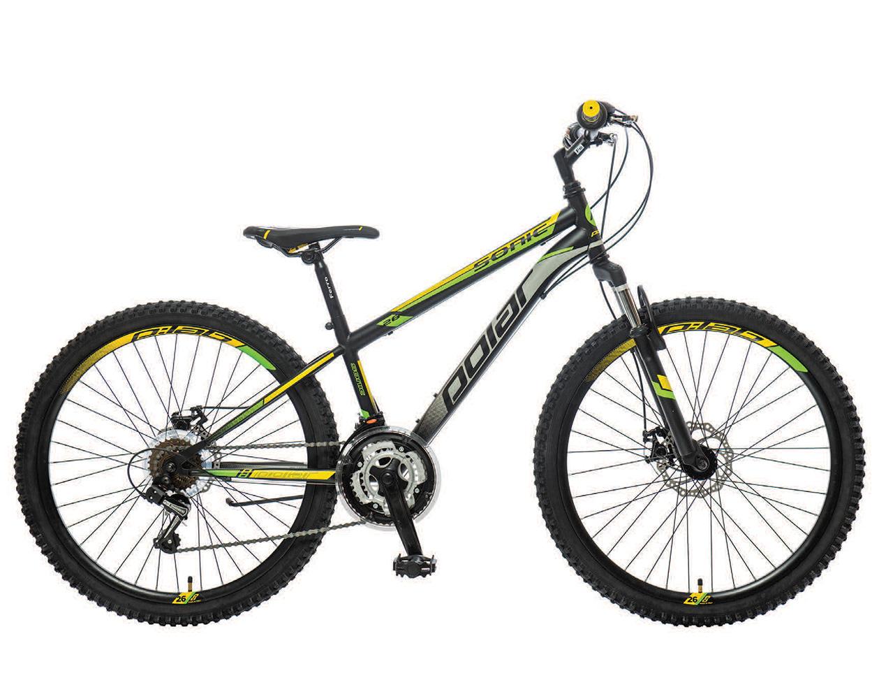 велосипед polar sonic 26 дискова спирачка