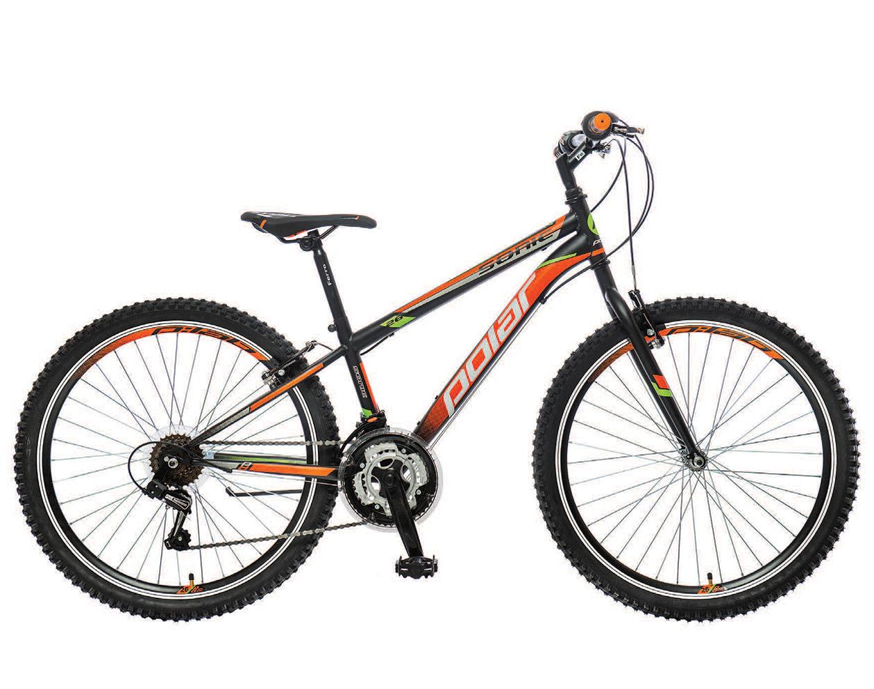 Велосипед Polar Sonic 26 v-brake
