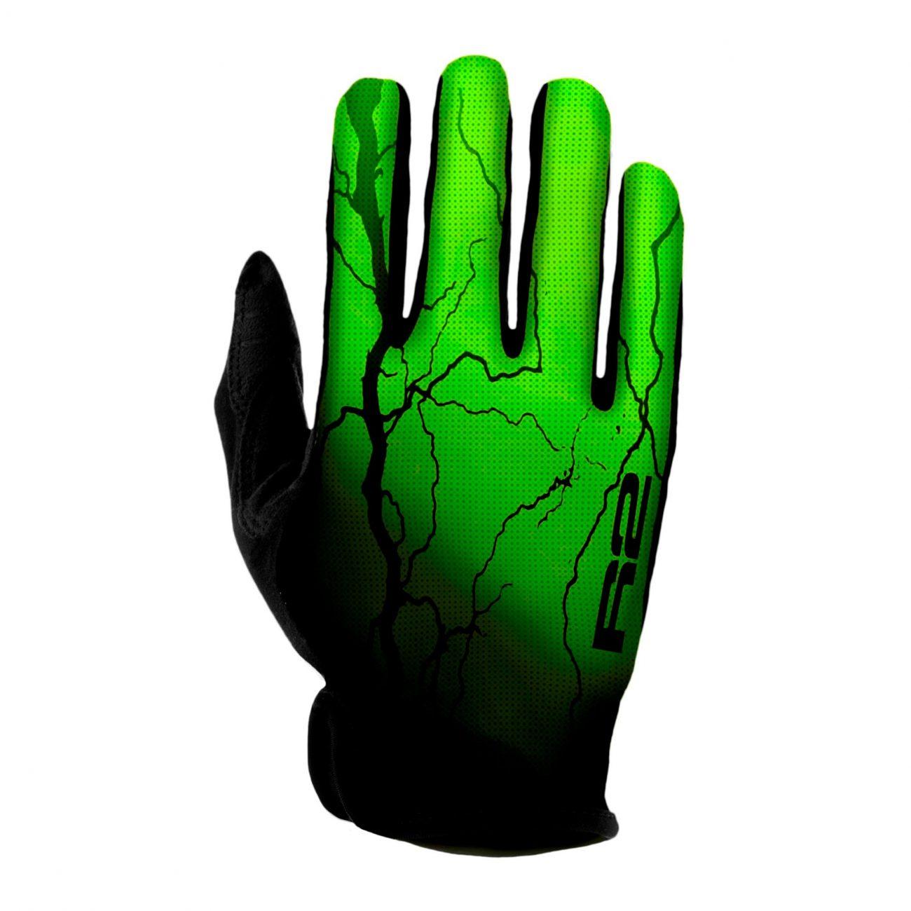 мъжки ръкавици за велосипед r2 flash