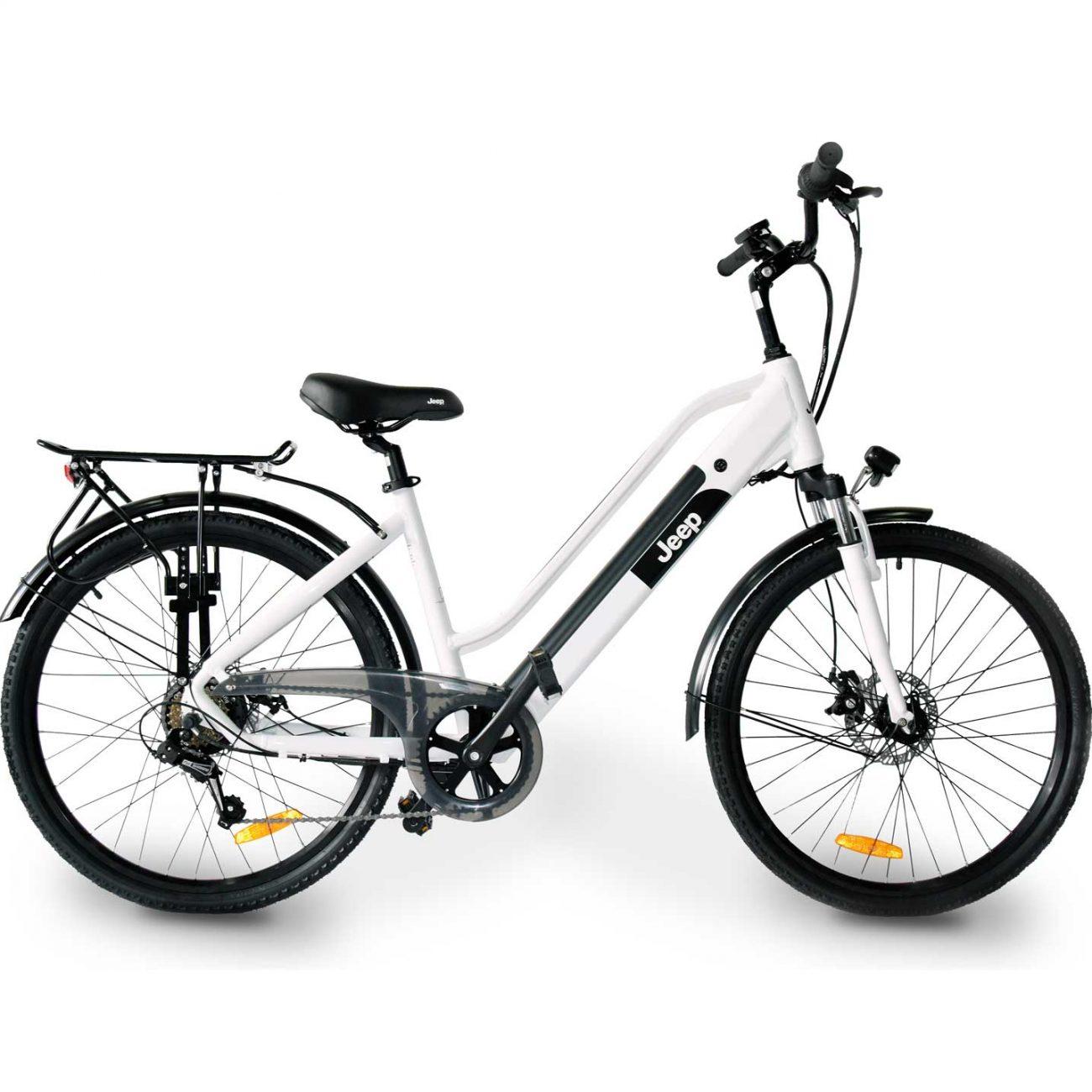 електрически трекинг велосипед jeep city ebike