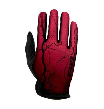 ръкавици за колело r2 flash red