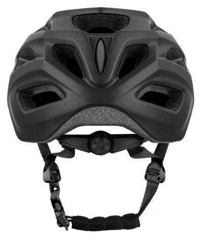 каска за велосипед r2 black