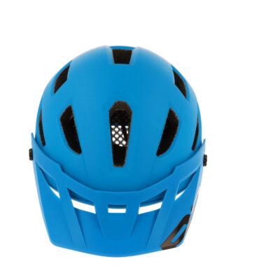 каска за велосипед r2 blue
