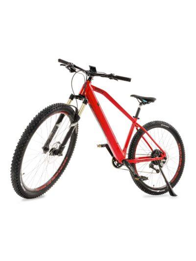 червен електрически велосипед eljoy 5