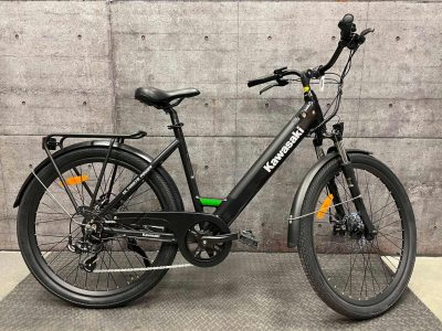 електрически велосипед kawasaki
