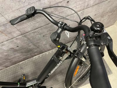 електрически трекинг велосипед kawasaki